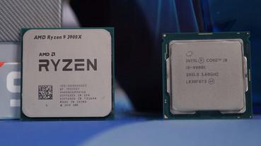AMD Ryzen 3000 跑分第一?Intel 說明:AMD做的不賴,但跑分軟體無法反映 Core i9-9900K 真實遊戲情況