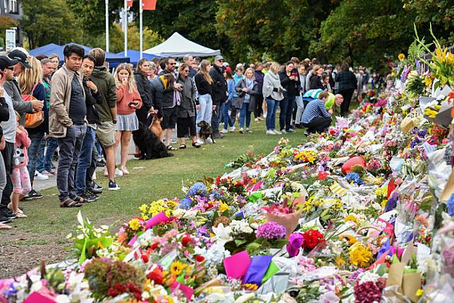 WNI korban penembakan dimakamkan di Christchurch