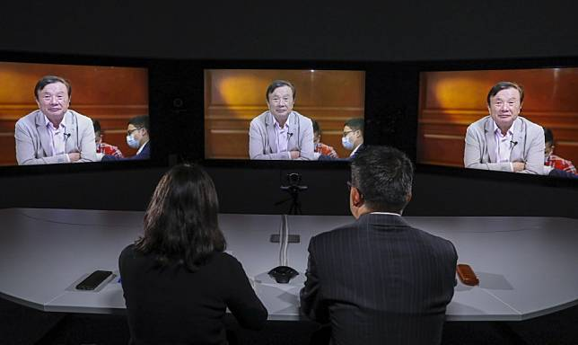 Founder Ren Zhengfei says Huawei 'racing to develop' new technologies amid coronavirus pandemic