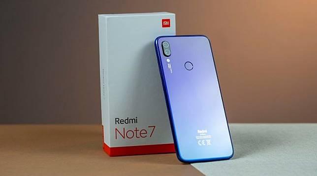 Ilustrasi Xiaomi Redmi Note 7