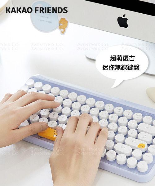【2wenty6ix】★ 正韓《♡ Kakao Friends 超萌無線鍵盤♡》電腦周邊★