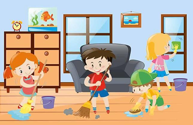 別寵出媽寶~教孩子做家事當志工