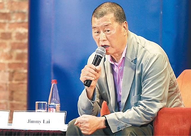 壹傳媒及其大股東黎智英短期內一再出售台灣物業,試圖為公司止血。