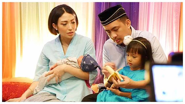 Keluarga Ayu Dewi (INSTAGRAM)