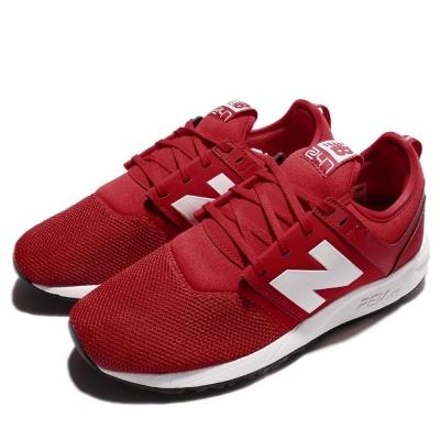 品牌: NEW BALANCE型號: MRL247RWD品名: MRL247RW D配色: 紅色 白色特點: 紐巴倫 低筒 運動 跑鞋 跑步 穿搭推薦 女 紅 白