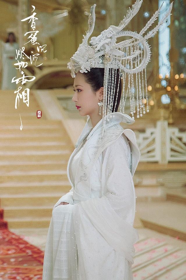 古裝劇「白色嫁衣」5:楊紫《香蜜沉沉燼如霜》