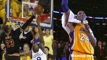 超有共鳴!盤點 10 大 NBA「有聲音句子」球迷狂推:OH BLOCKED BY JAMES!