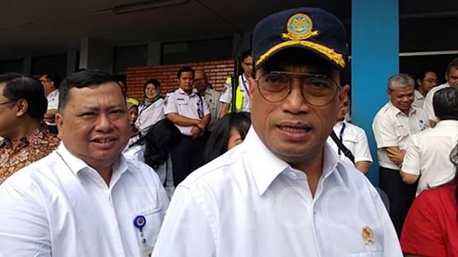 Transportation Minister Budi Karya Sumadi. TEMPO/Fajar Pebrianto