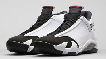 """新聞速報 / Air Jordan 14 Retro """"Black Toe"""""""