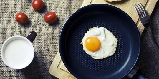 Ilustrasi telur. © Pixabay