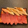 食本鮪中とろ - 実際訪問したユーザーが直接撮影して投稿した歌舞伎町寿司きづなすし 新宿歌舞伎町店の写真のメニュー情報