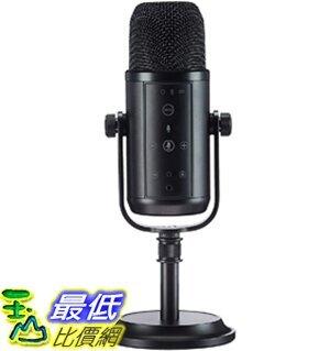 [8美國直購] 麥克風 AmazonBasics Professional USB Condenser Microphone - Black B076ZXYG17