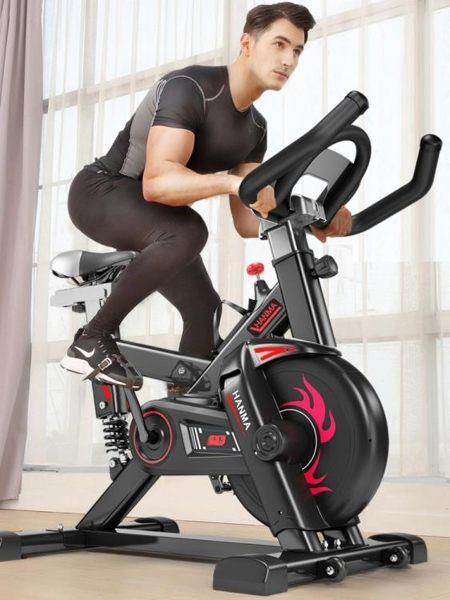 汗馬動感單車鍛煉健身車家用腳踏室內運動自行車減肥健身房器材 汪喵百貨