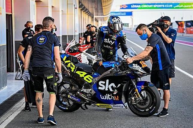 Tim milik Valentino Rossi, VR46 dikabarkan telah resmi menjadi kontestan Kejuaraan Dunia MotoGP musim 2022 mendatang usai mendapatkan suntikan dana dari perusahaan minyak Arab Saudi, Aramco.
