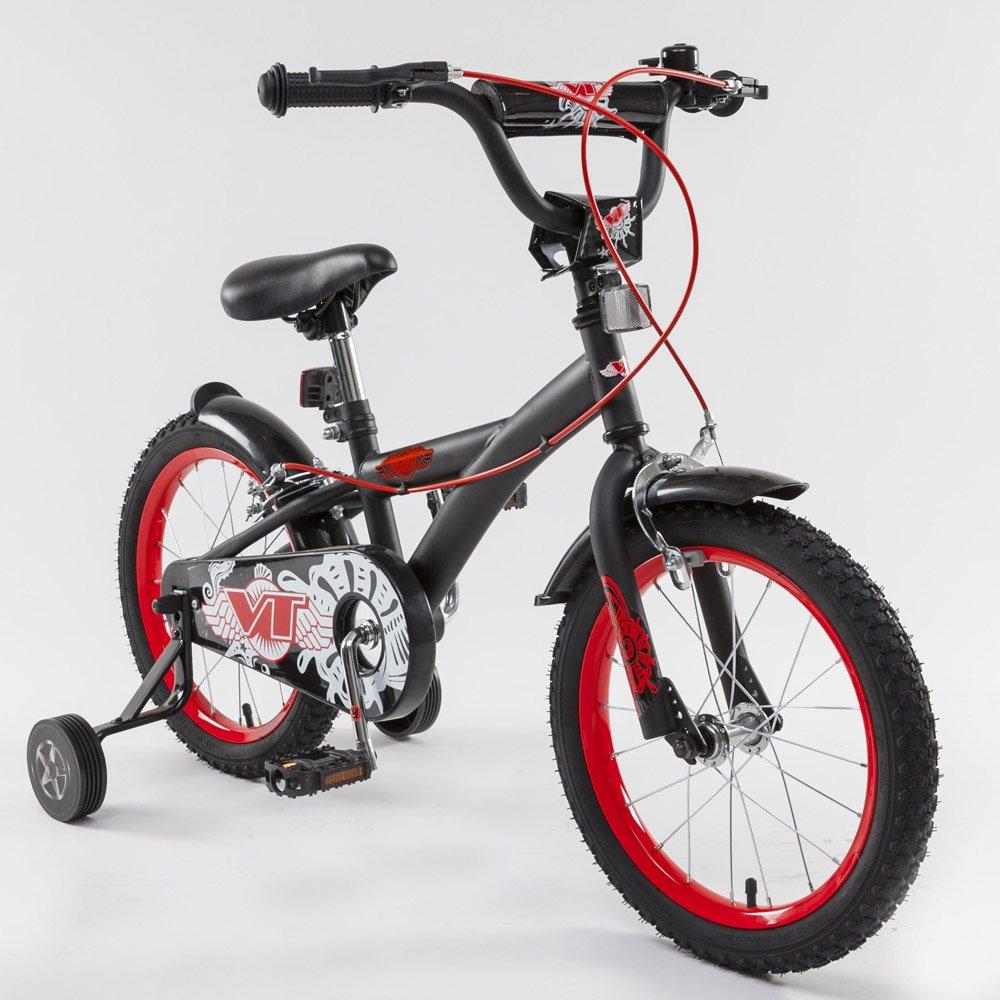 全新改款16吋童車英國自行車品牌通過經濟部標準檢驗局檢驗合格適合身高: 90公分~130公分適用年齡: 4~8歲