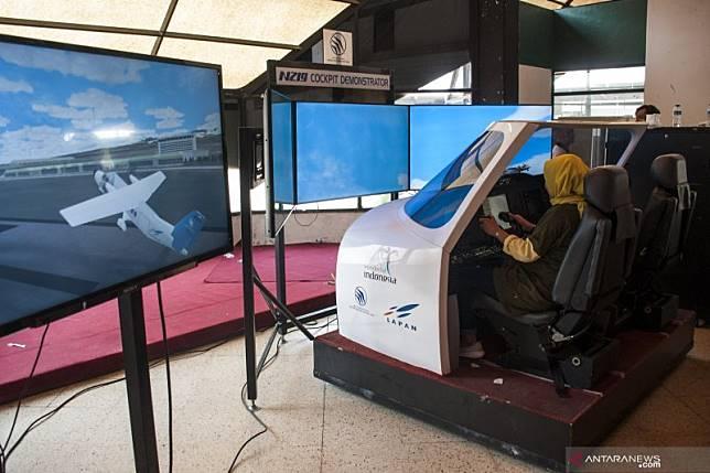PT Dirgantara Indonesia akan segera selesaikan sertifikasi Pesawat N219