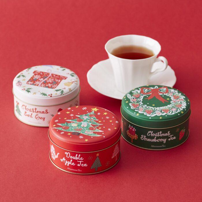 聖誕限定紅茶罐系列