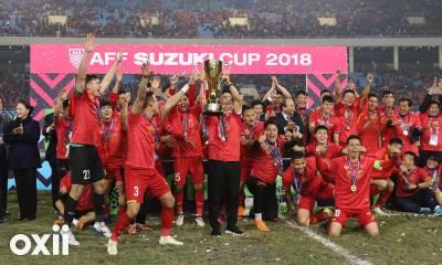 Việt Nam vô địch AFF Cup 2018: Đã hết run và đã sướng