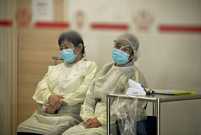 肺炎疫情持續擴散。