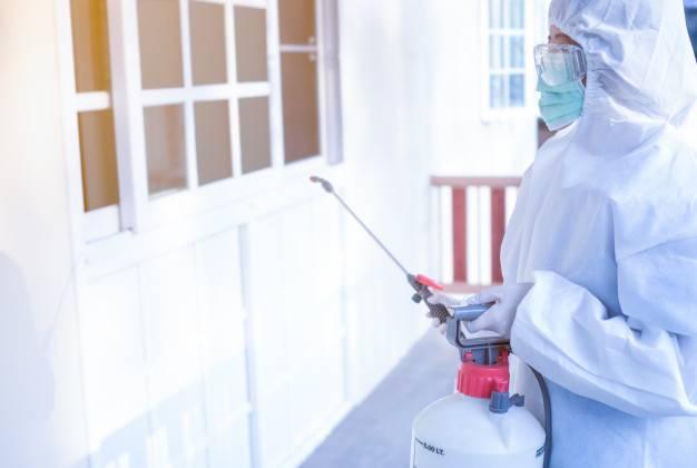 Amankah Penyemprotan Disinfektan untuk Basmi Corona?