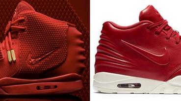 Nike 推出平價版 Nike Air Yeezy 2? 報肯爺一箭之仇
