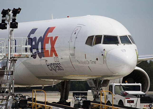 China confirms detention of American FedEx pilot after air-gun pellets allegedly found in luggage
