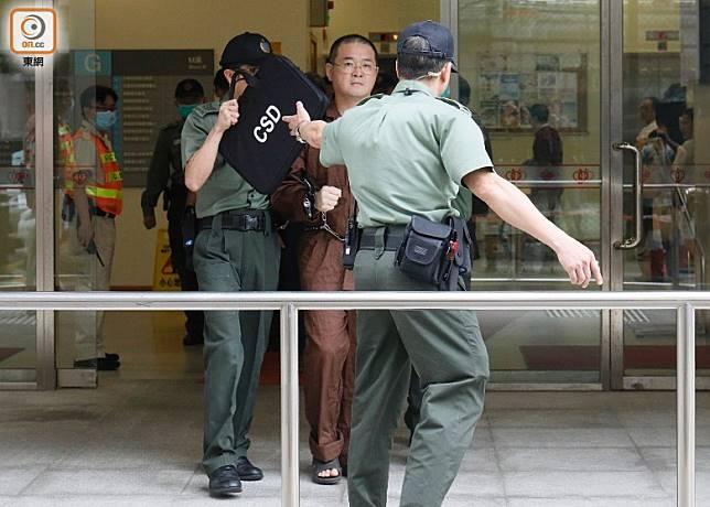 邵家臻又想申請外出到立法會開會。