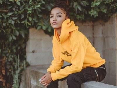 Rapper Lexii Alijai Meninggal Dunia Akibat Keracunan Obat-obatan