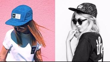 潮流女孩都這樣戴!夏日必備 5 分割帽你入手了嗎?