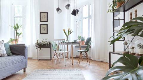 Cara Sederhana Menata Ruangan Bergaya Scandinavia