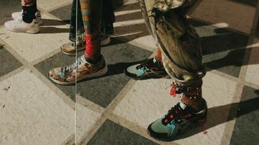 官方新聞 / 經典洛可可藝術穿上腳 ASICSTIGER x Vivienne Westwood 第二波聯名系列 8 月 17 日釋出