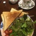 クロックムッシュ - 実際訪問したユーザーが直接撮影して投稿した西新宿カフェカフェ・アマティ新宿ルミネ1店の写真のメニュー情報