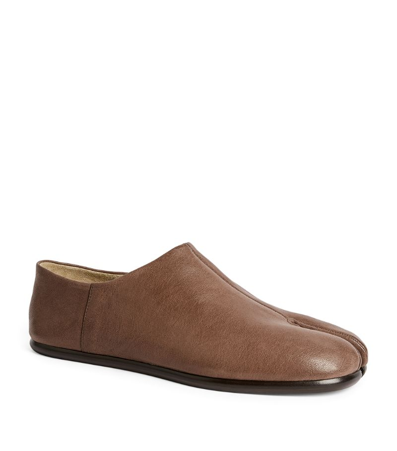 Shaped in the iconic split-toe silhouette that has cemented the label's status as one of the chief f