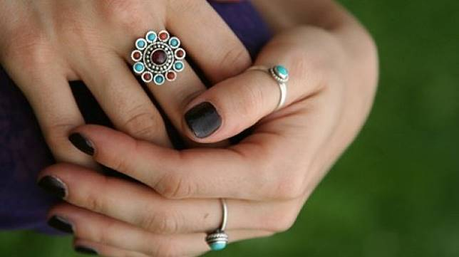 Ilustrasi tes kepribadian: Di Jari Mana Anda Memakai Cincin? (Shutterstock)