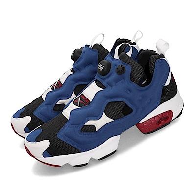 品牌: REEBOK型號: M40934Pump Fury OG銳步 情侶鞋 原版配色三色旗 潮流 白 藍