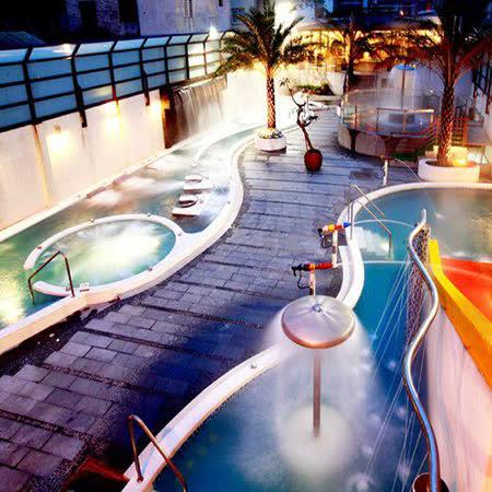 ●多樣化的戶外溫泉SPA設備 ●一票到底 泳裝SPA/裸湯皆可享用!