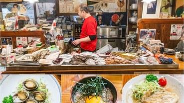 【孤獨的美食家地圖+實訪之五十一】【愛媛-松山美食】さかな工房丸万.像漁市場的居酒屋tabelog:3.54