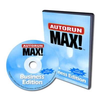 Autorun MAX! 是最容易創建自動運行CD的方法