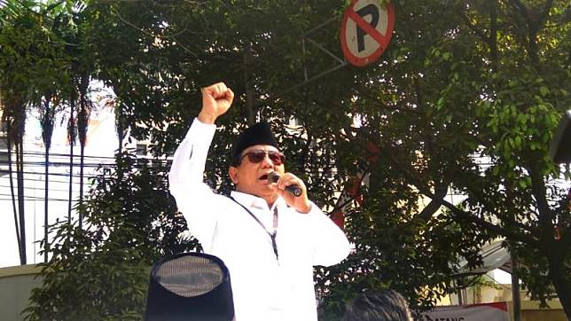 Prabowo ke Kader Gerindra: Kita Akan Kumpul Kembali, Perjalanan Belum Selesai