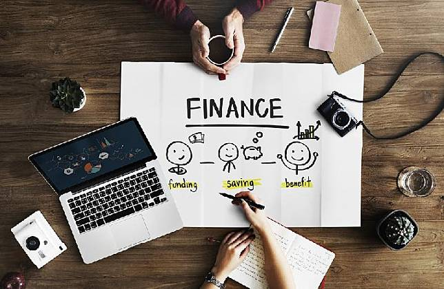 Ilustrasi perencanaan keuangan (pixabay.com)
