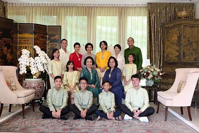 keluarga arini subianto