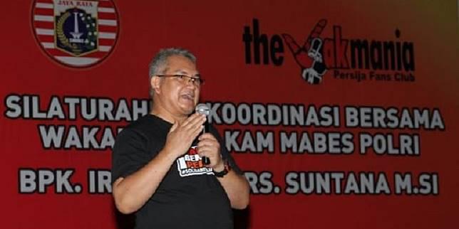 Bung Ferry Bicara Soal Tudingan Settingan Juara Persija Jakarta