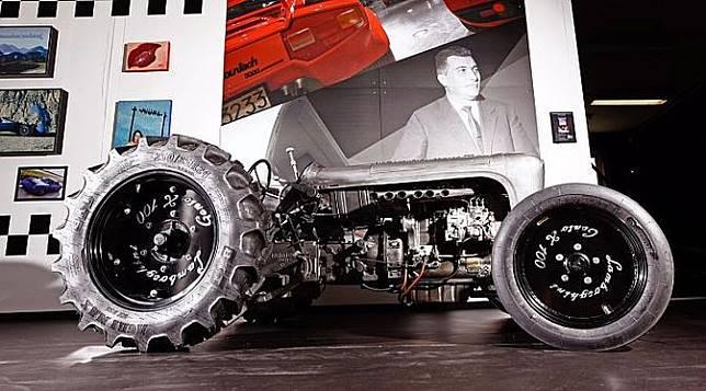 Lamborghini Buat Traktor Lagi, Harganya Fantastis