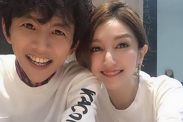 ▲阿翔(左)、Grace陷婚姻危機。(圖/臉書)