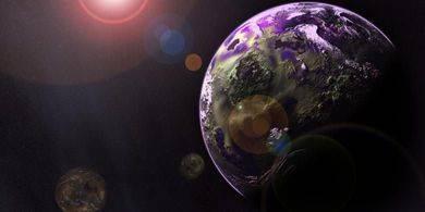 Ini yang Terjadi Jika Bumi Berputar ke Arah Berlawanan...