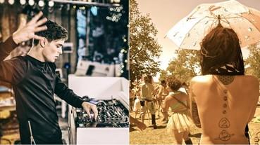 想和 Martin Garrix 搭帳篷?按耐興奮,抄下史上「最健康」的派對地點先!