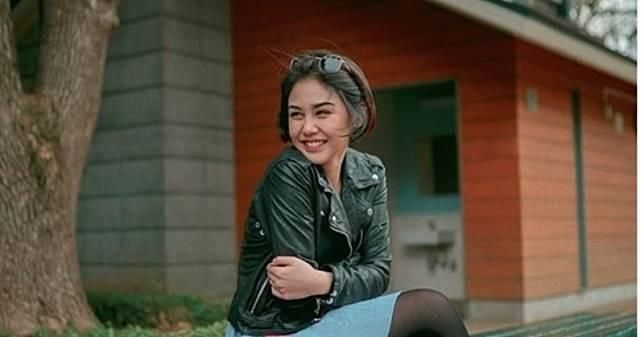 Vanesha Prescilla Unggah Foto Tersenyum, Netizen: Fake Smile