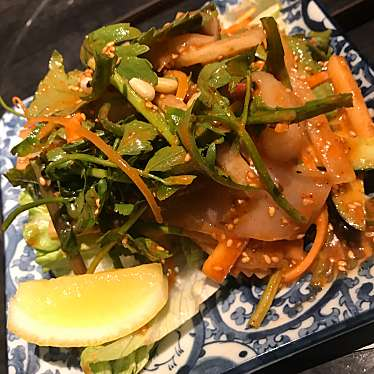 実際訪問したユーザーが直接撮影して投稿した西中島焼肉肉家 串八 西中島本店の写真