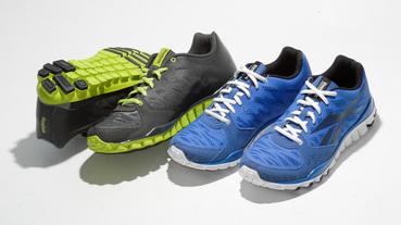 REEBOK REALFLEX TRANSITION – 11 月新款登場 提供雙腳快適運動體驗