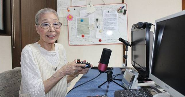 89歲日本阿嬤玩家,38年遊戲歷最愛《GTAV》:「能活到現在真是太好了。」👍